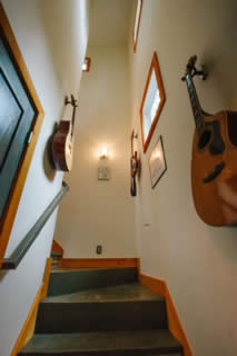 Stairwell - ready to record